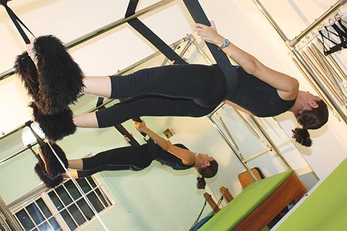 Método Pilates: Cadilac