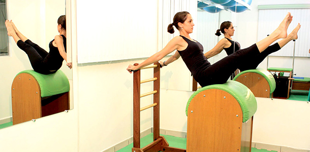 Pilates - Barril