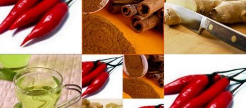 Barriga seca no verão! Inclua alimentos termogênicos na sua dieta
