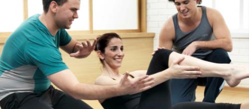 """Pilates e a """"dor no joelho"""""""