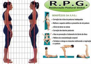 RPG é uma das mais eficientes ferramentas da fisioterapia para quem quer se livrar das dores no corpo e praticar uma atividade física