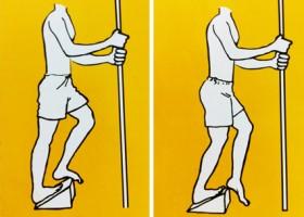 Veja dicas de exercícios para aliviar a dor do esporão