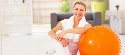 Pilates durante a menopausa