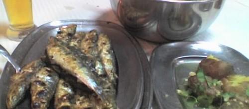 Consuma sardinha, faz bem para o coração e para o cérebro