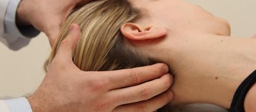 Osteopatia no tratamento da cervicalgia crônica