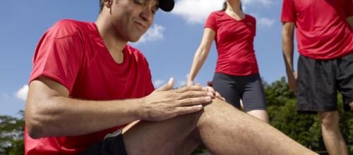 O que fazer ao sofrer uma lesão durante a corrida?