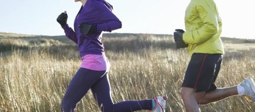 Fisioterapia traz benefícios ao treino de corrida