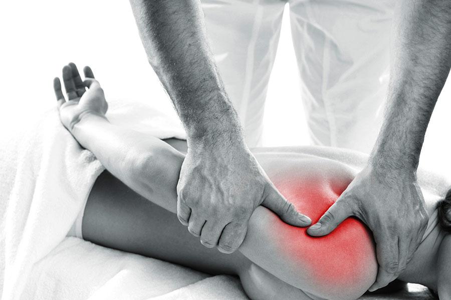 Tratando Lesões com Fisioterapia