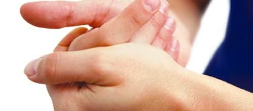 Estalar os dedos – o que acontece na articulação?