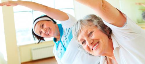 Benefícios do Pilates no envelhecimento
