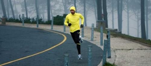 Exercícios no inverno funcionam melhor