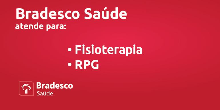 Convênio Bradesco Saúde para Fisioterapia e RPG