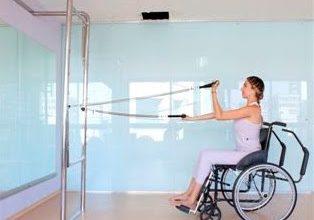 Portadores de deficiência física também podem praticar Pilates