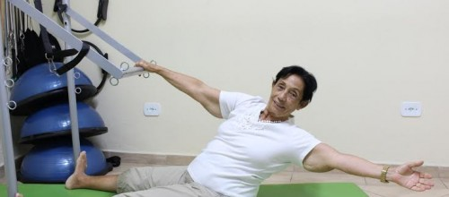Terceira idade e Pilates