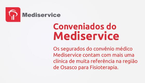 Convênio Mediservice para Fisioterapia