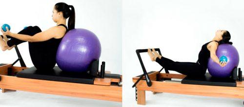 Treinamento funcional dentro das aulas de Pilates