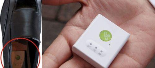 Empresa japonesa cria sapato com GPS para localizar idosos perdidos