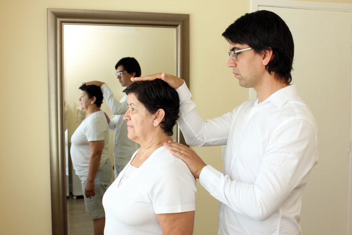 Tratamento com Palmilha Postural