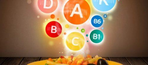 Falta de vitaminas no corpo, saiba identificar