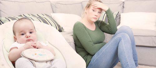 Cesárea na primeira gestação aumenta risco de depressão pós-parto