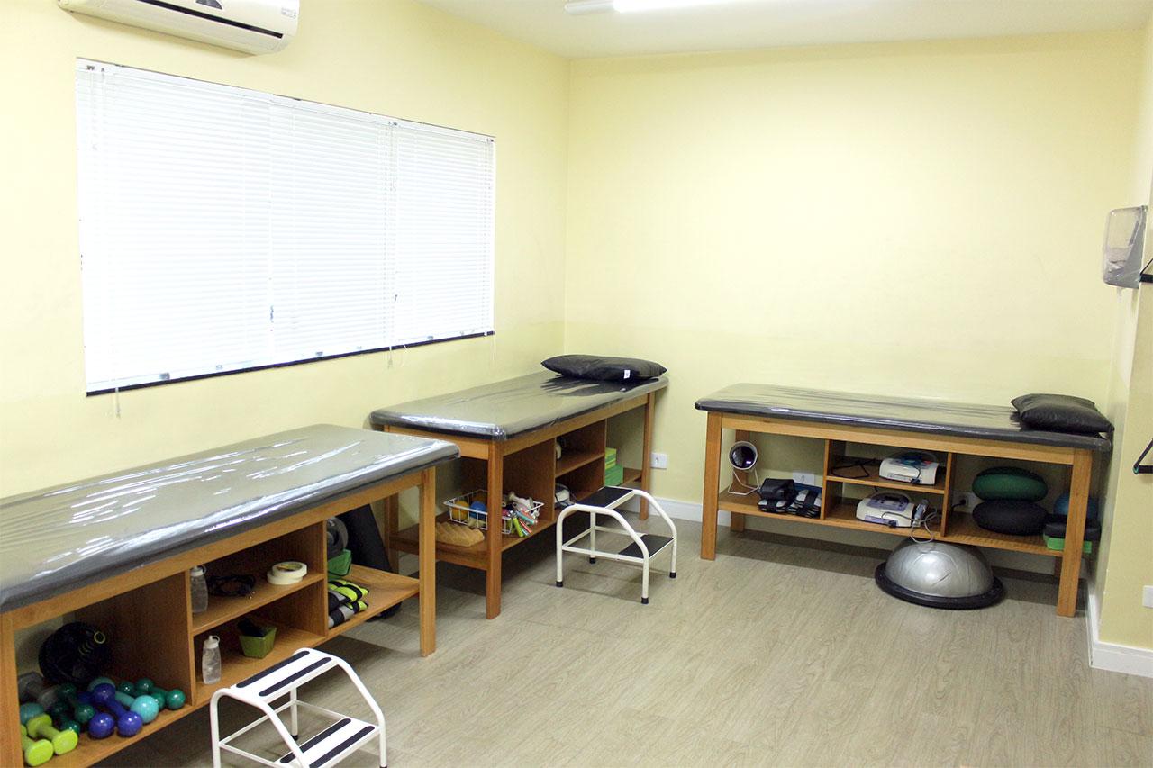Fisioterapia - Reabilitação