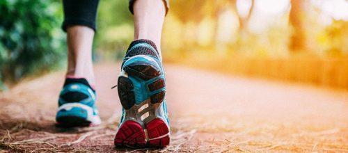 Ritmo da caminhada diz muito sobre sua saúde